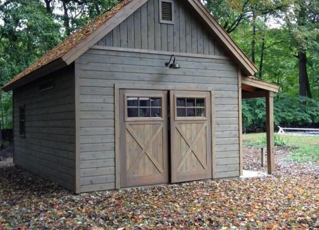 Popular Garage Design Ideas For Your Inspiration 14
