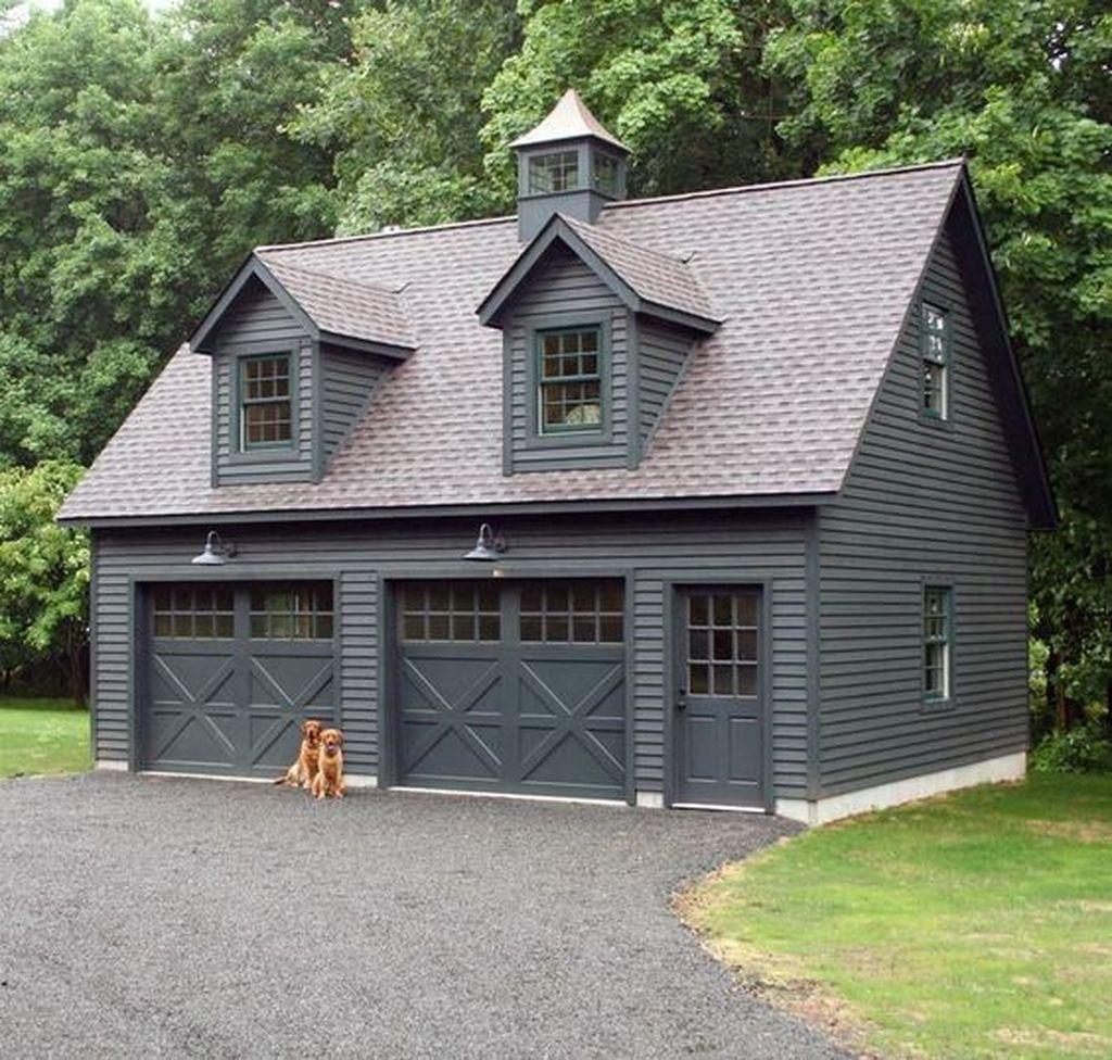 Popular Garage Design Ideas For Your Inspiration 22