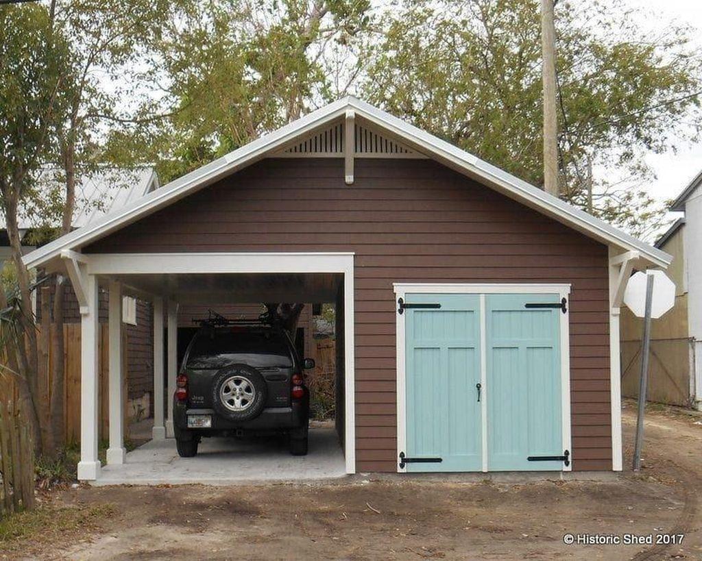 Popular Garage Design Ideas For Your Inspiration 30