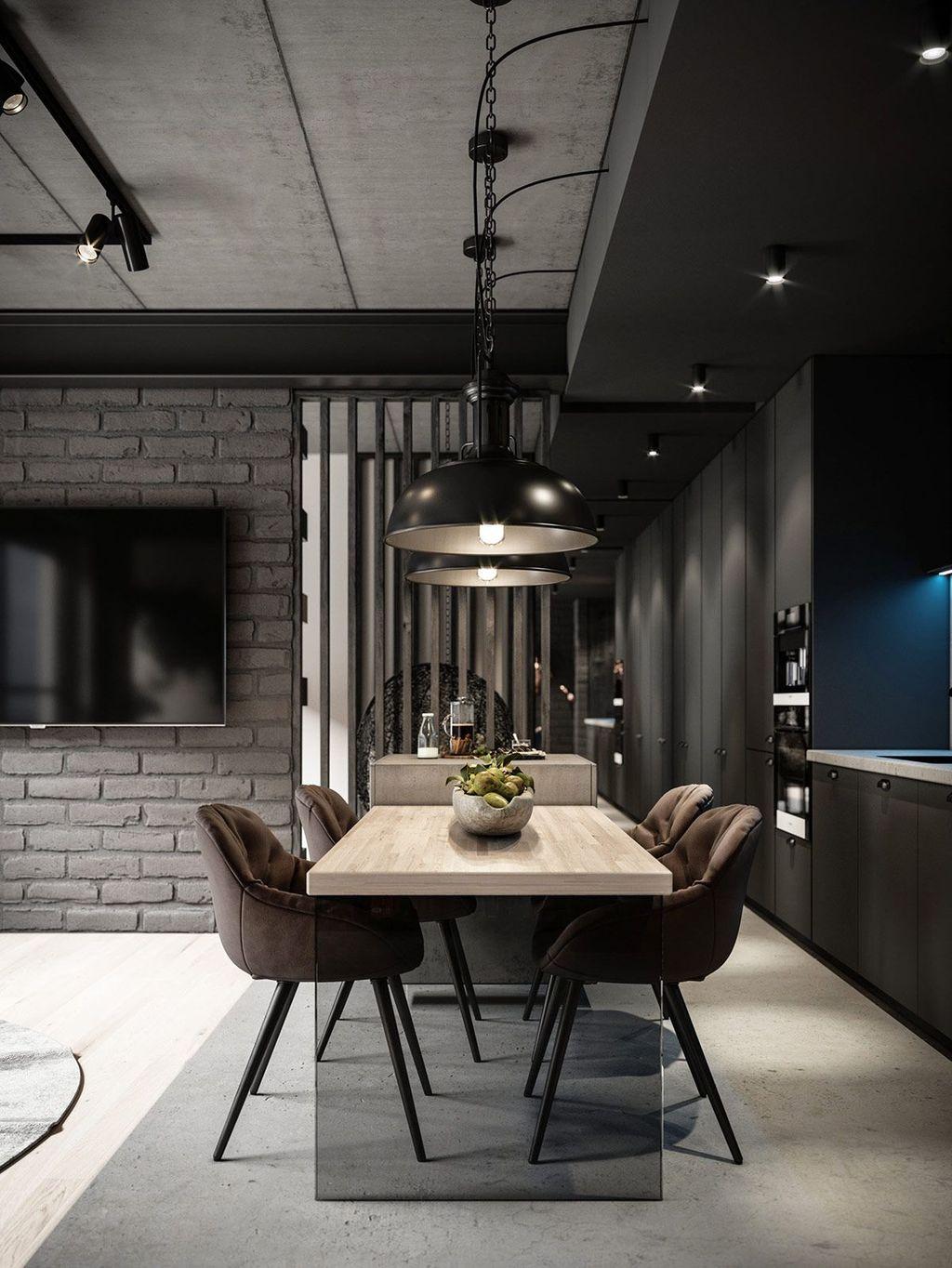 Popular Modern Dining Room Design Ideas You Should Copy 04