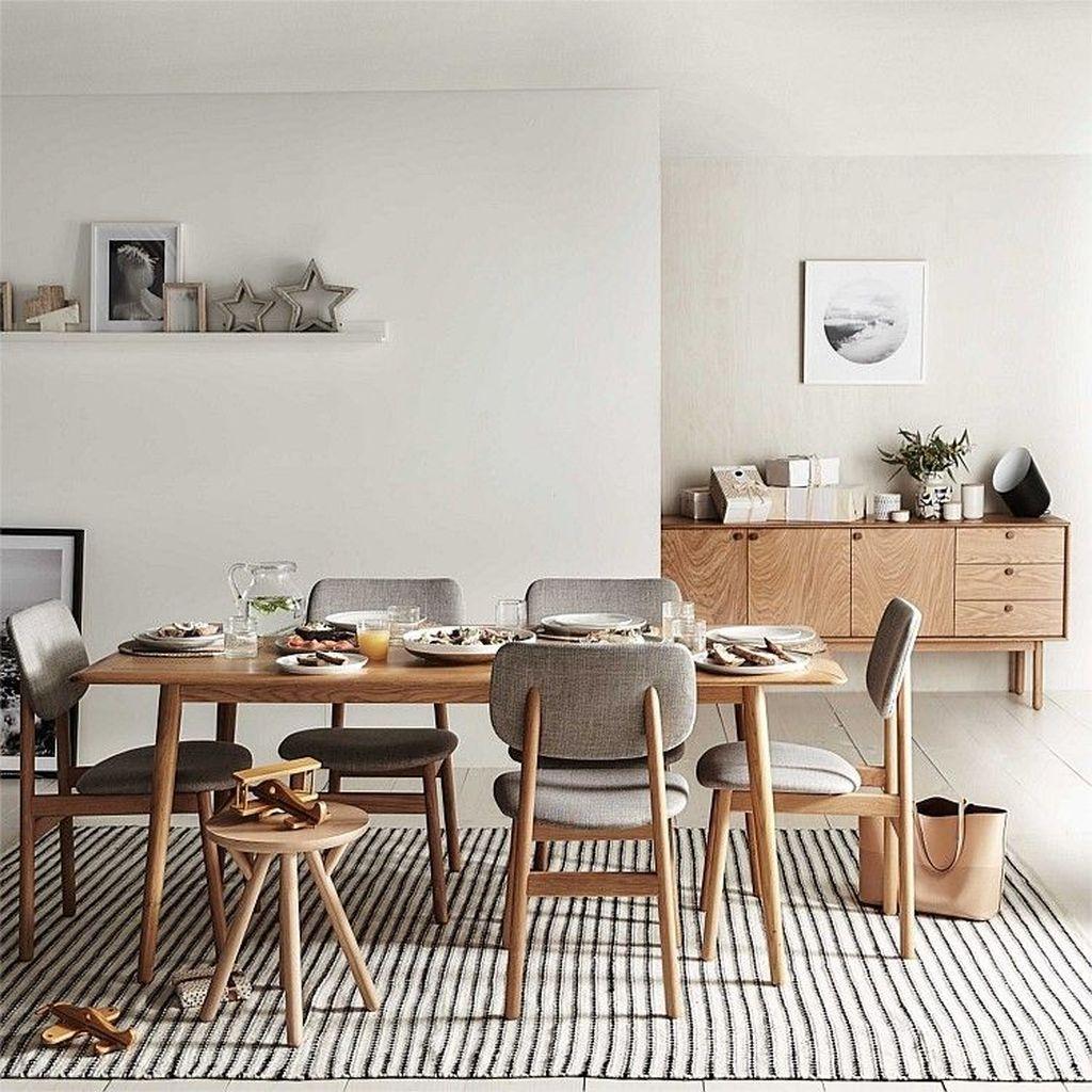 Popular Modern Dining Room Design Ideas You Should Copy 07