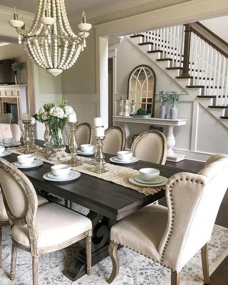 Popular Modern Dining Room Design Ideas You Should Copy 14