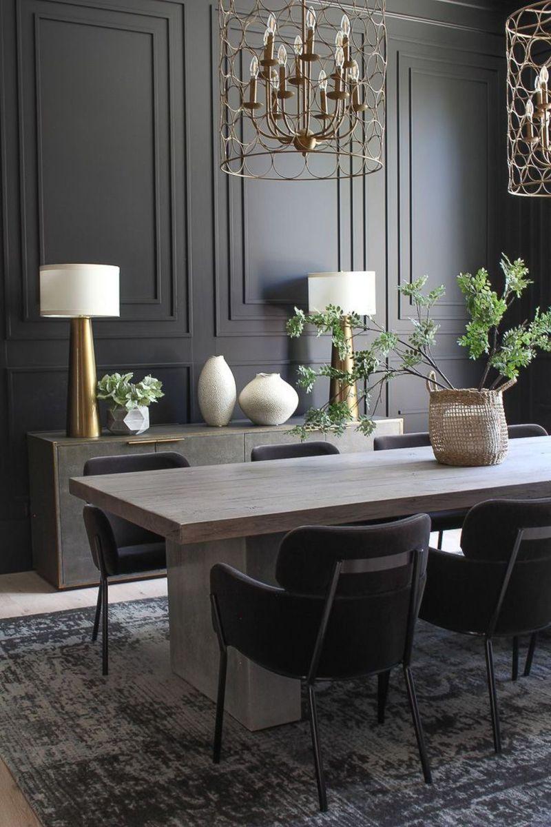 Popular Modern Dining Room Design Ideas You Should Copy 28
