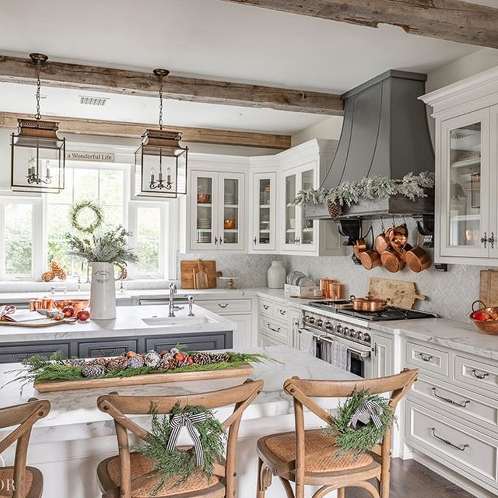The Best Modern Farmhouse Kitchen Design Ideas 09