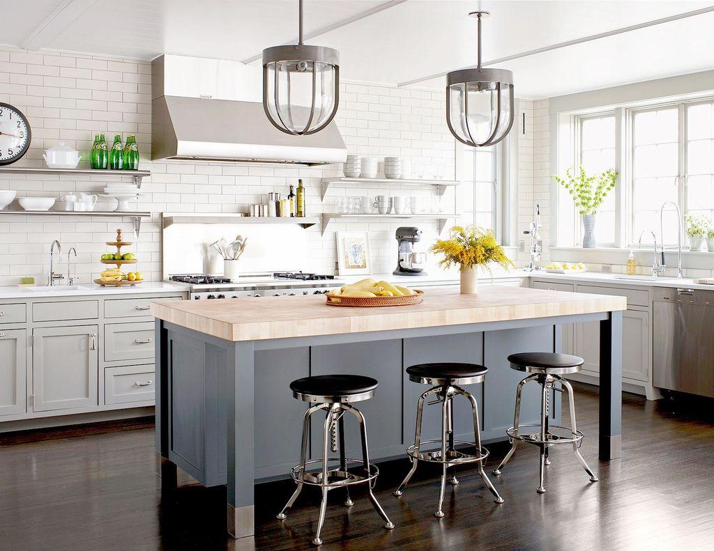 The Best Modern Farmhouse Kitchen Design Ideas 21