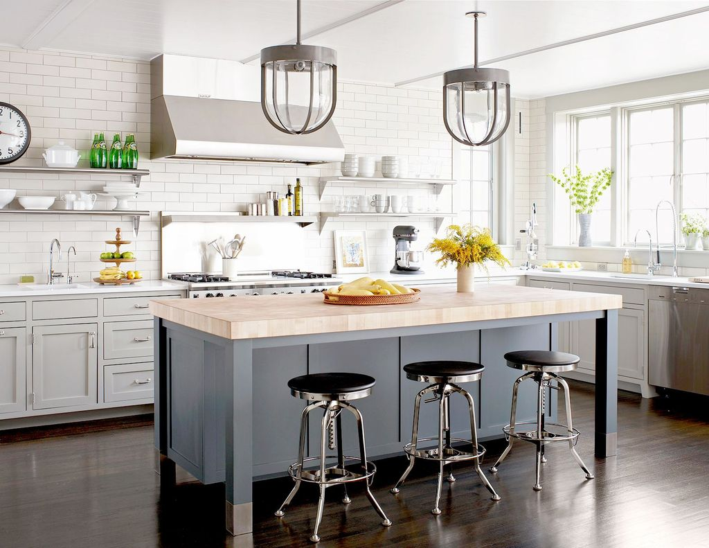 The Best Modern Farmhouse Kitchen Design Ideas 21