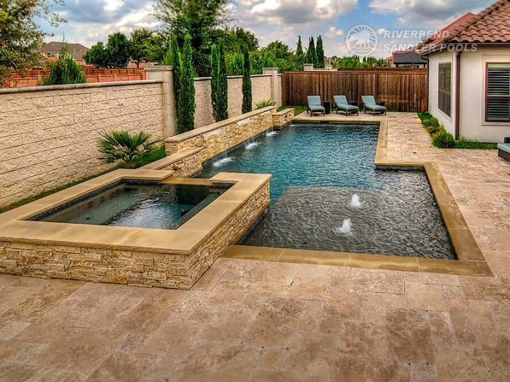 The Best Natural Small Pools Design Ideas You Will Love 12