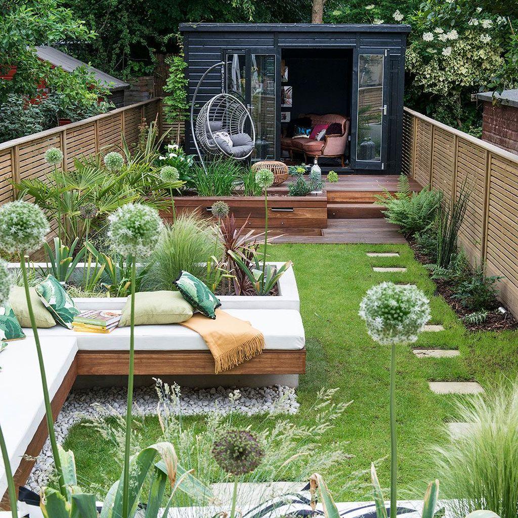 Trending Patio Garden Design Ideas Best For Summertime 02