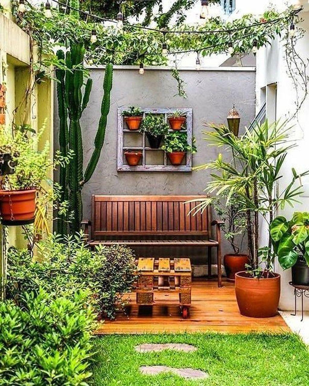 Trending Patio Garden Design Ideas Best For Summertime 10