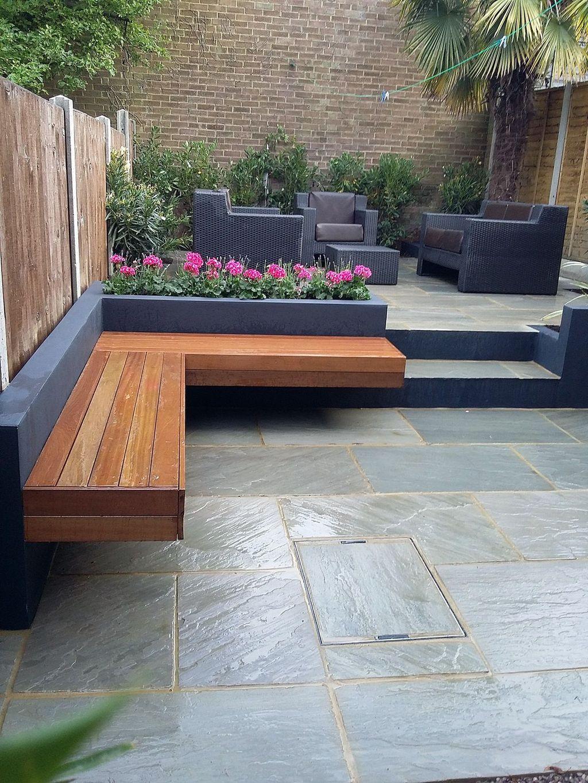 Trending Patio Garden Design Ideas Best For Summertime 15