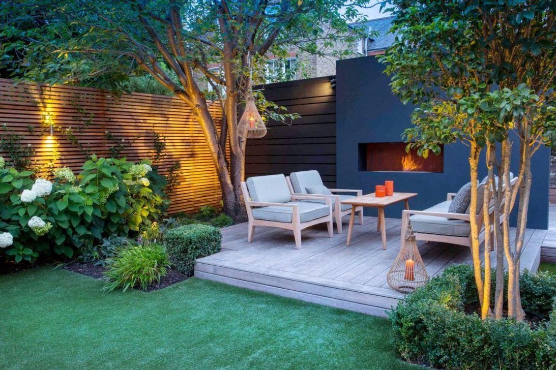 Trending Patio Garden Design Ideas Best For Summertime 20