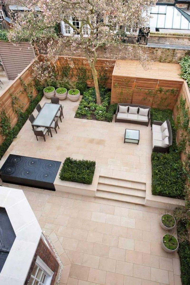Trending Patio Garden Design Ideas Best For Summertime 22