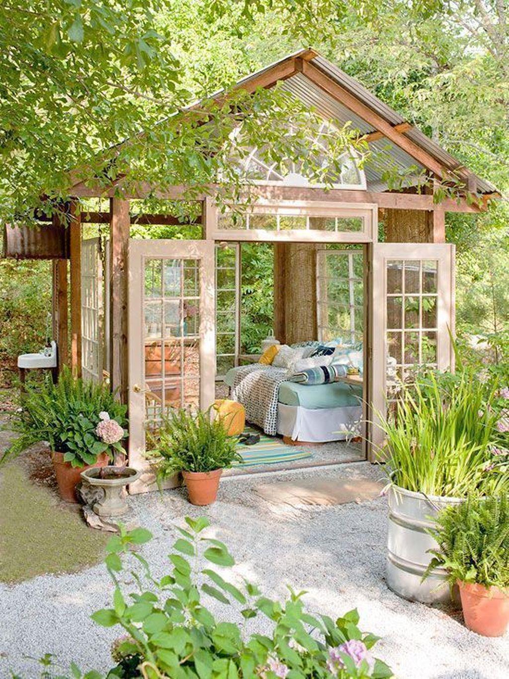 Trending Patio Garden Design Ideas Best For Summertime 25