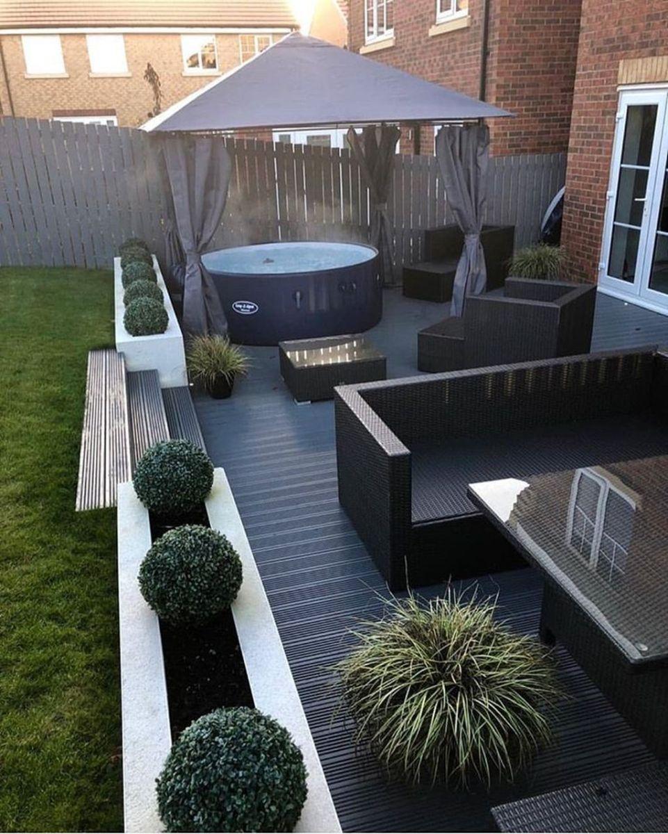 Trending Patio Garden Design Ideas Best For Summertime 29