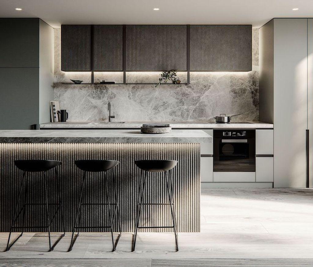 Wonderful Contemporary Kitchen Design Ideas 04
