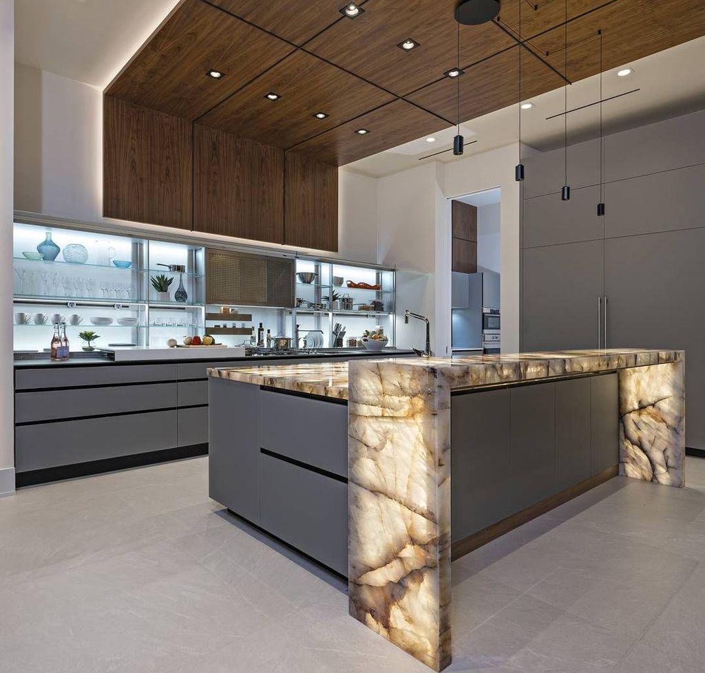 Wonderful Contemporary Kitchen Design Ideas 07