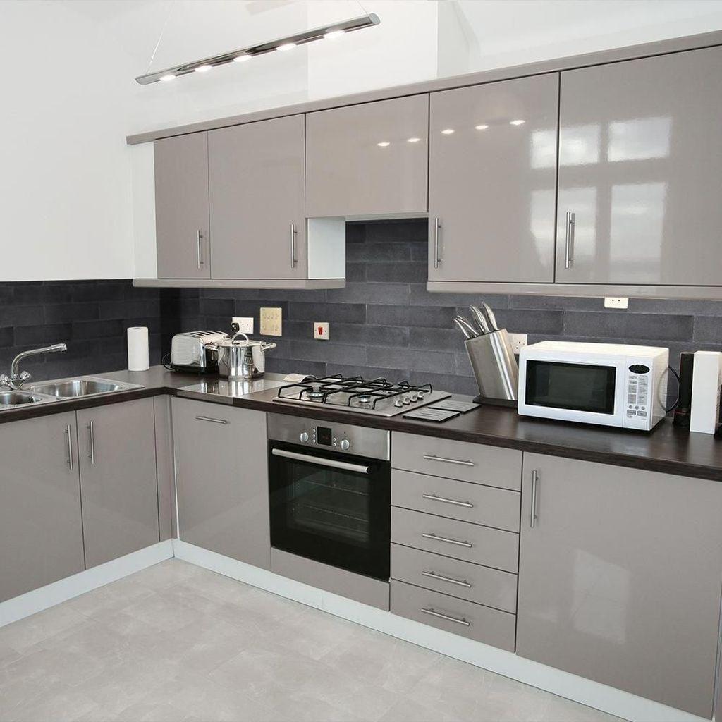 Wonderful Contemporary Kitchen Design Ideas 14
