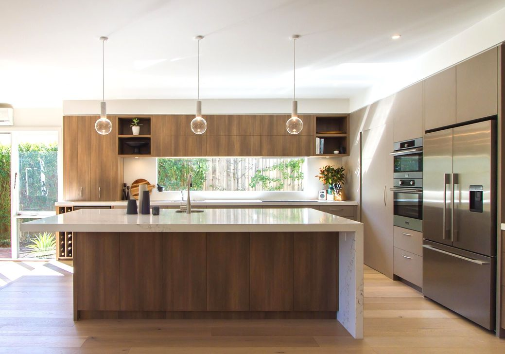 Wonderful Contemporary Kitchen Design Ideas 19