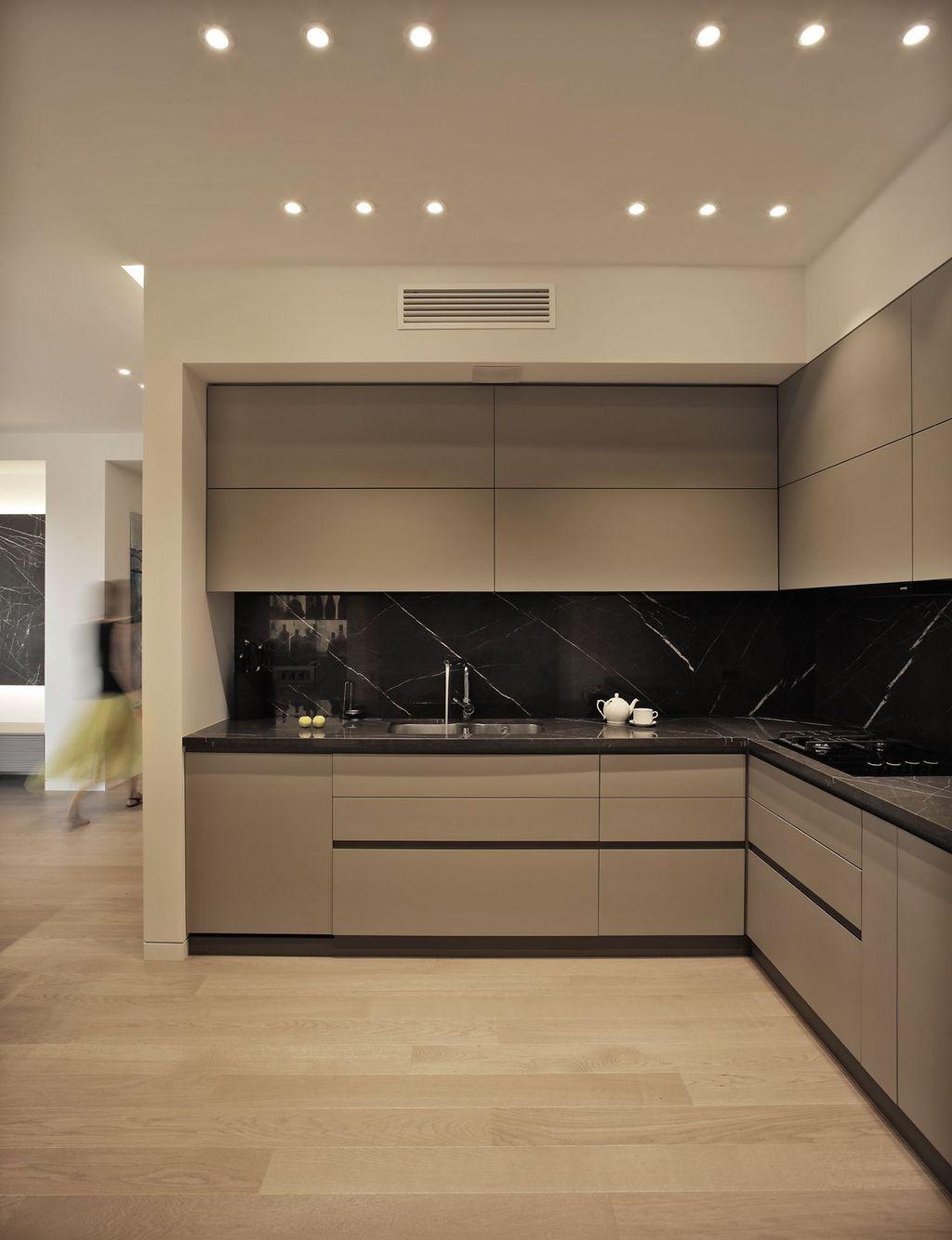 Wonderful Contemporary Kitchen Design Ideas 33