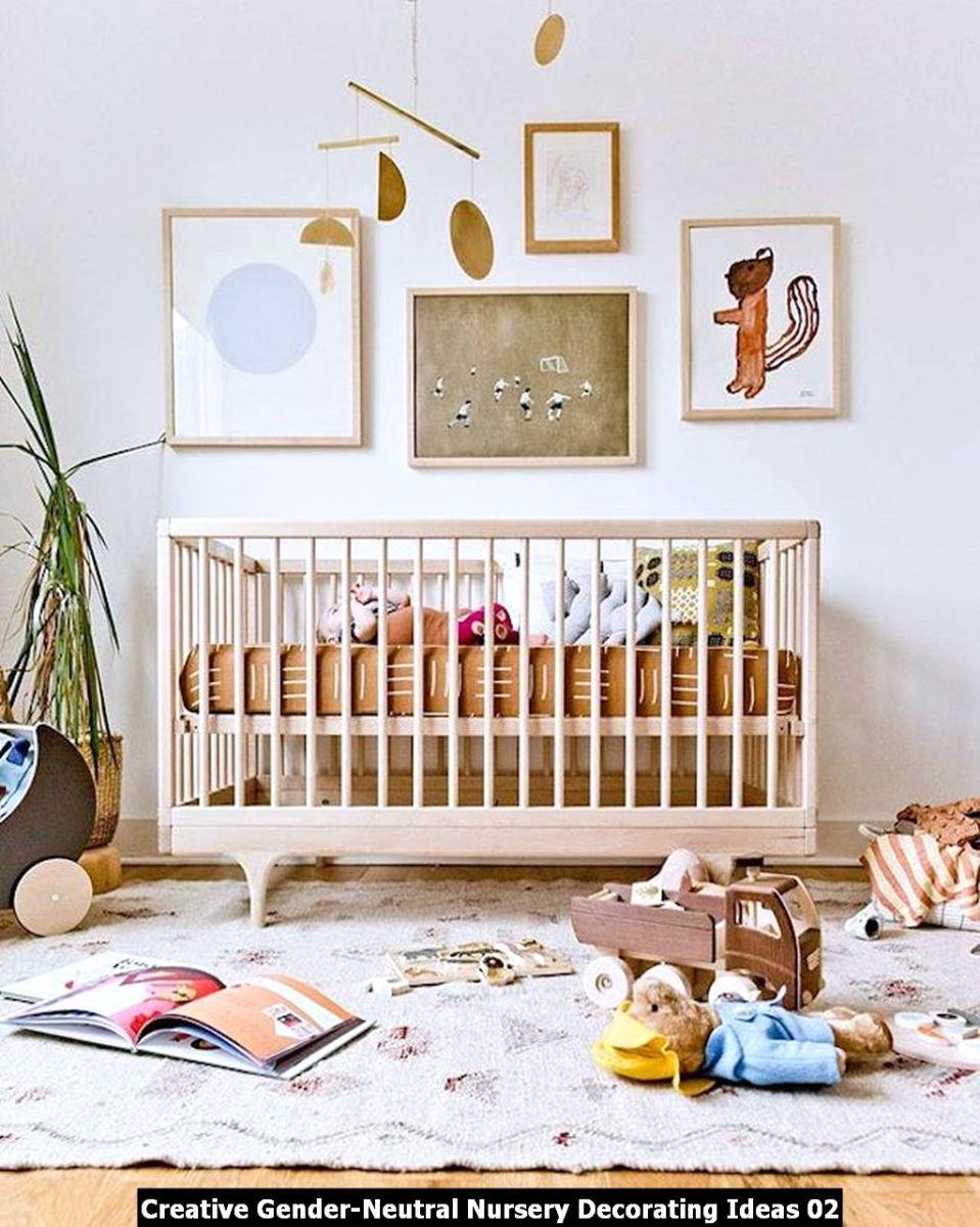 Creative Gender Neutral Nursery Decorating Ideas 02