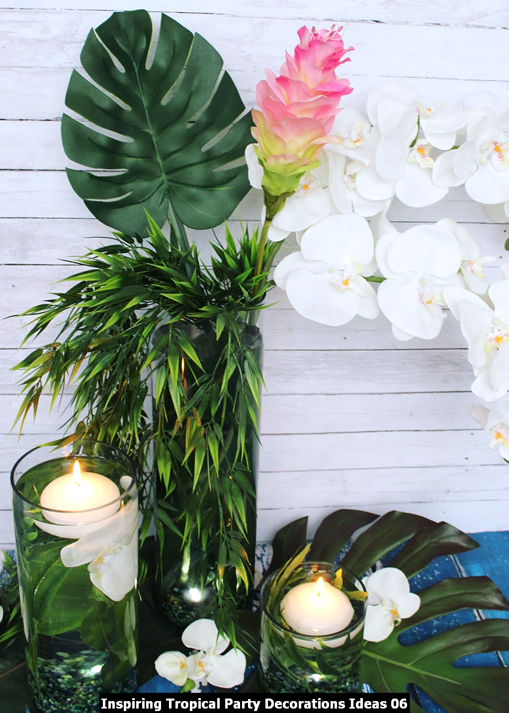 Inspiring Tropical Party Decorations Ideas 06