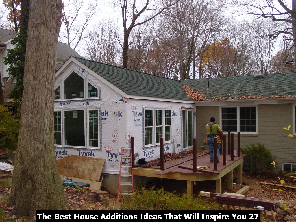 The Best House Additions Ideas That Will Inspire You 27