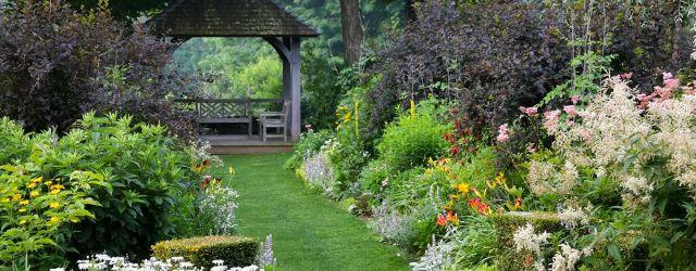 New England Garden Ideas