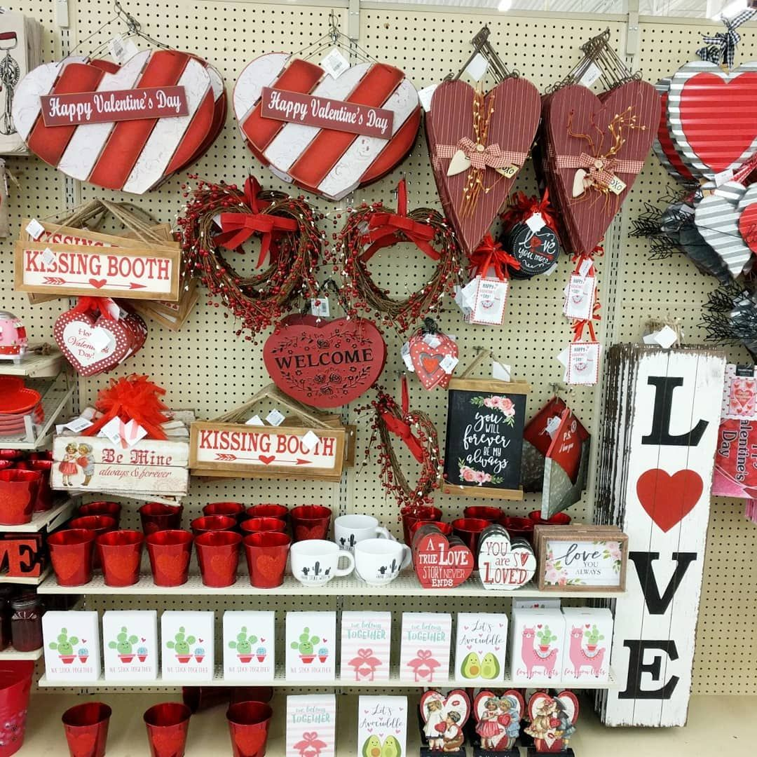 Hobby Lobby Valentines Day Decorations