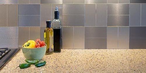 Peel And Stick Backsplash Tiles For Kitchen