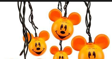 Mickey Mouse Halloween Decorations