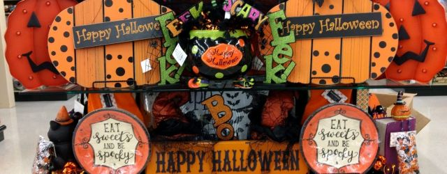 Hobby Lobby Halloween Decorations