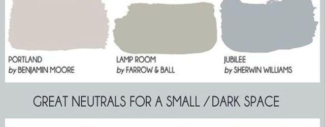 Gray Living Room Paint Ideas