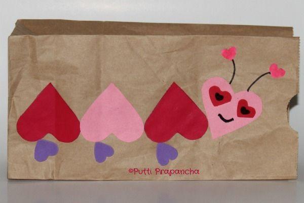 Valentine Bag Decorating Ideas