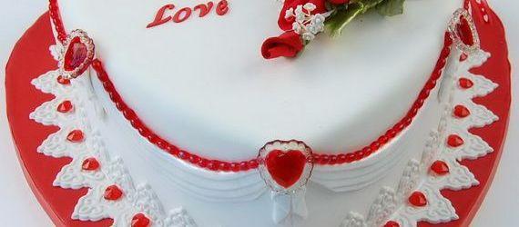 Valentine Cake Decorating Ideas