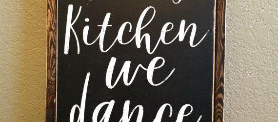 In This Kitchen We Dance