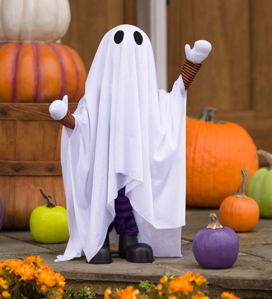 Motion Activated Halloween Decorations