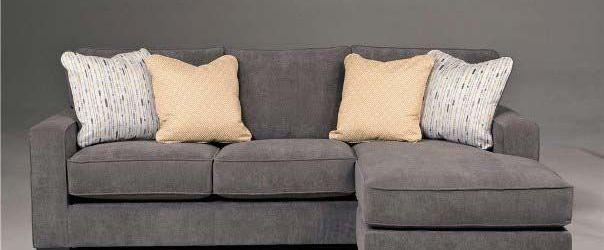 Ashley Furniture Grey Sectional