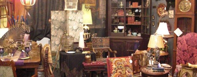 Addams Family House Interior