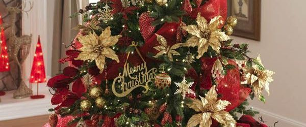 Decorated Christmas Tree Images