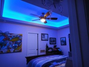 Colored Lights For Bedroom
