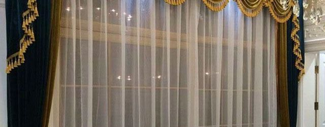 Living Room Curtain Sets