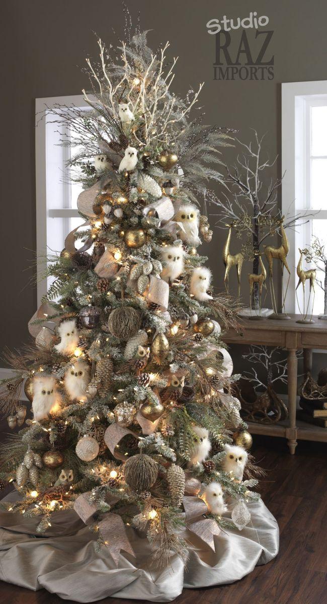 Christmas Tree Picks And Sprays