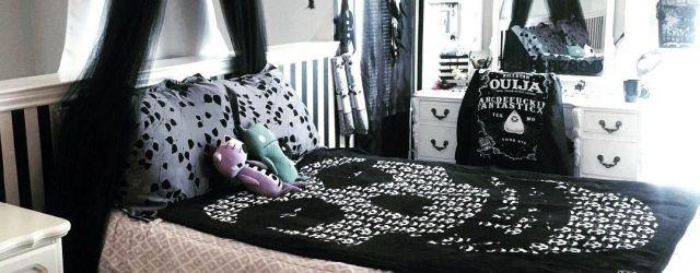 Gothic Bedroom Decor