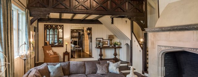 Tudor Style House Interior