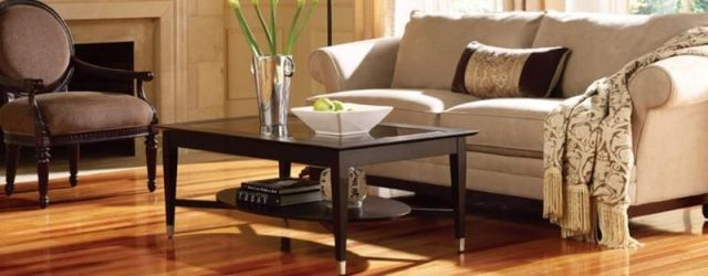 Living Room Hardwood Flooring