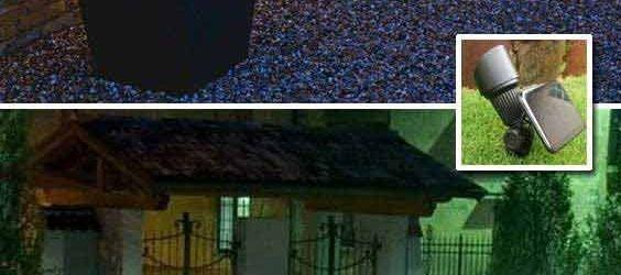 Front Yard Solar Lights