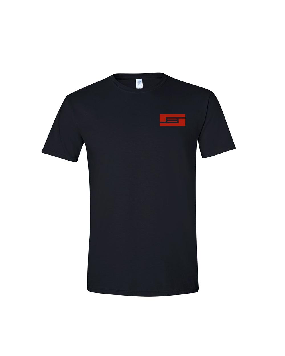 BYRD Pocket Logo Black Shirt