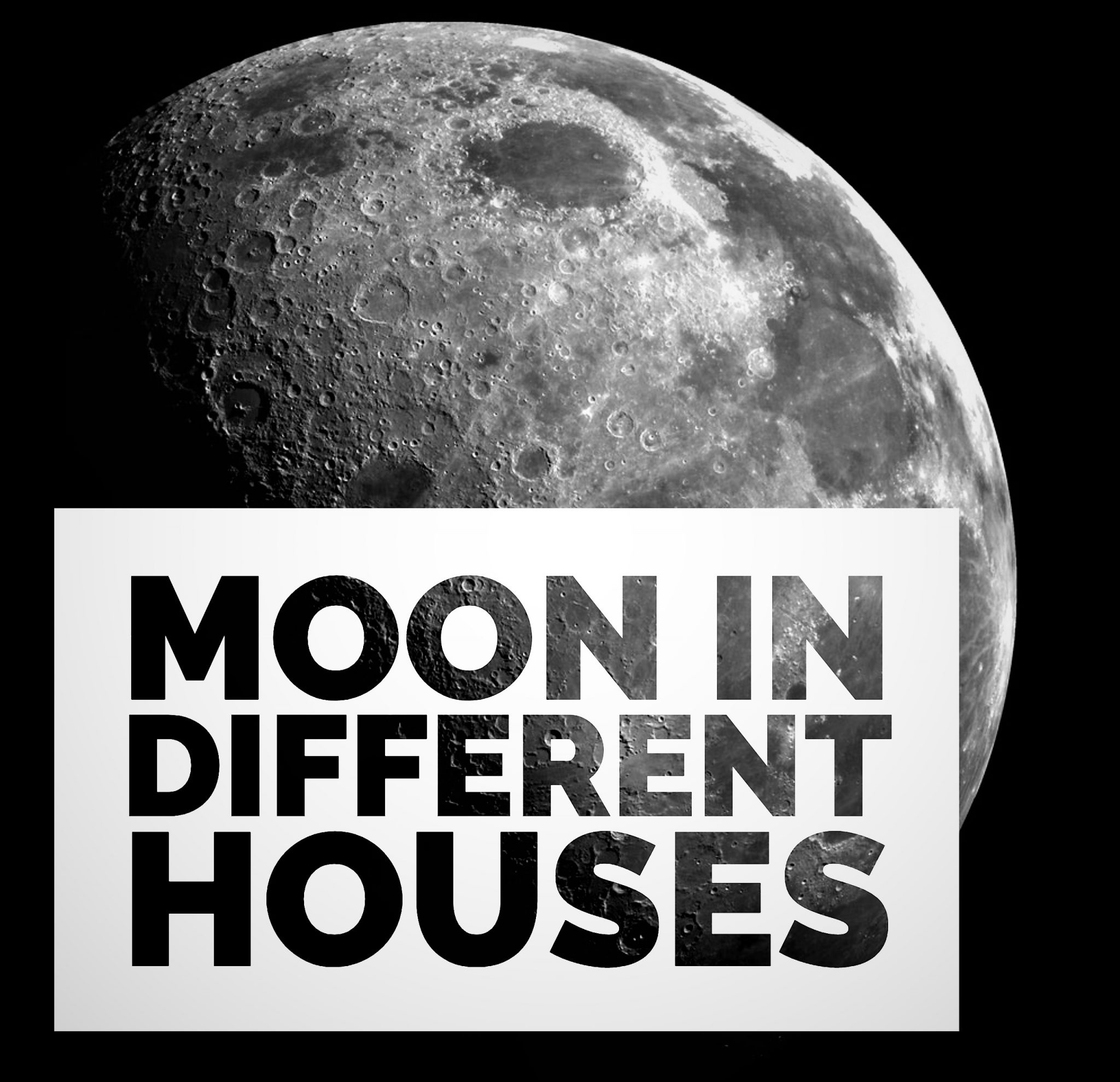 Moon in Different Houses | 1st to 12th Know About All Houses