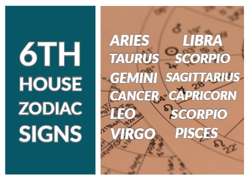 6th house astrology