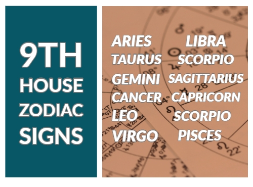 9th house astrology